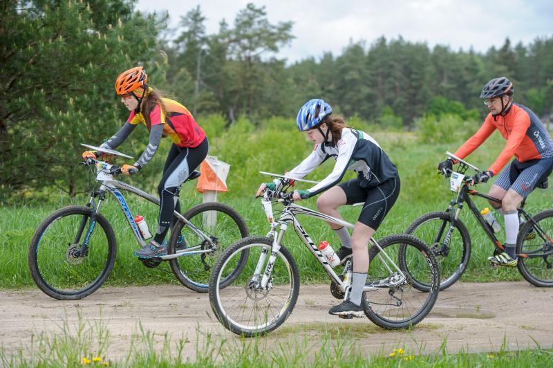 Lietuvos vaikų, jaunučių, jaunių orientavimosi sporto kalnų dviračiais čempionatas